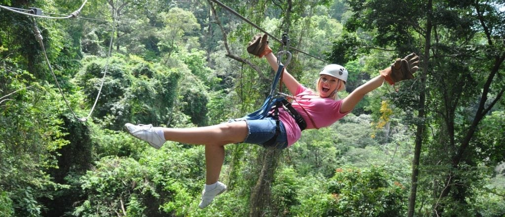 Jaco Beach Canopy Tour