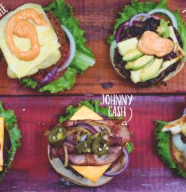 Papas and Burgers